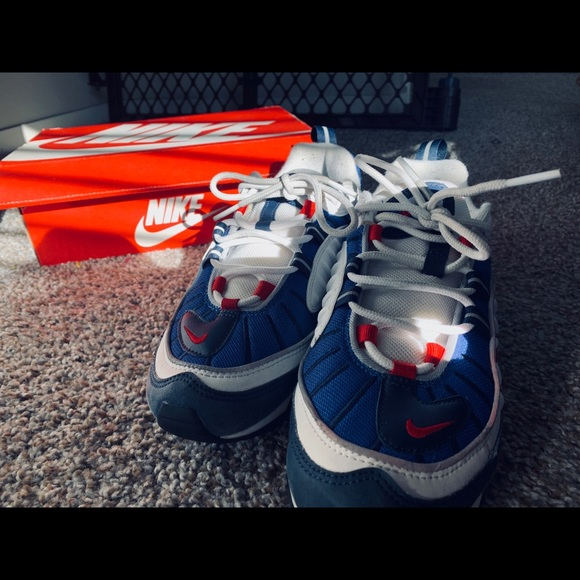 Nike Other - Gundam air max's shoes size 8 men